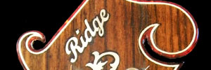Ridge Instruments - custom guitars, banjos and mandolins
